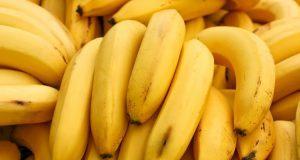 Potassio in quantità nelle banane