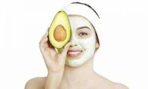avocado-maschera