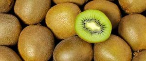 kiwi buccia