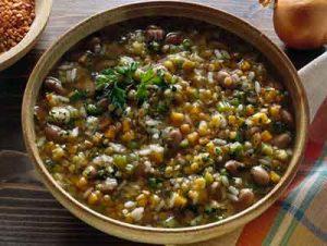 lenticchie zuppa