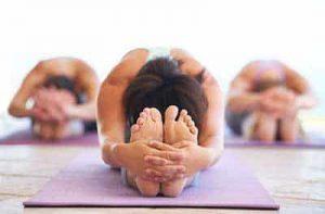 yoga posizione