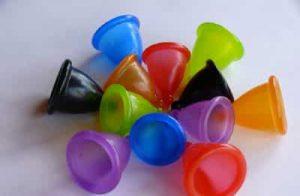 coppetta mestruale colori
