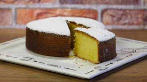Maizena torta