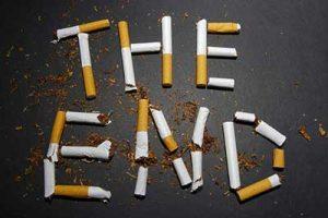 smettere di fumare salute