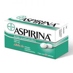 acido acetilsalicilico aspirina