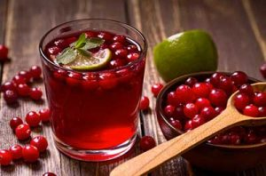 cranberry proprieta