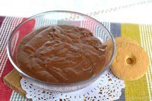 crema pasticcera cioccolato