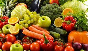 mononucleosi dieta frutta