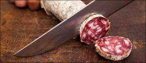 mononucleosi dieta salame