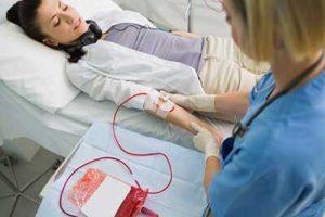 talassemia trasfusione