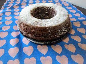 torta allo yogurt ciambella