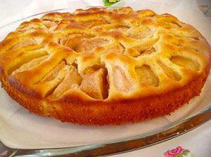 torta di mele blitzkuchen