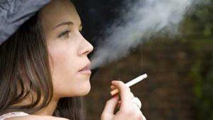 Edema polmonare fumo