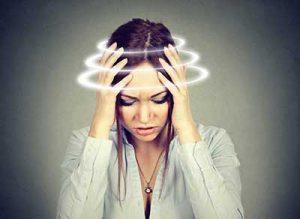 sindrome di meniere vertigini