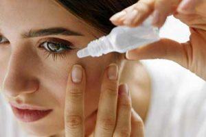 sindrome di sjogren occhi