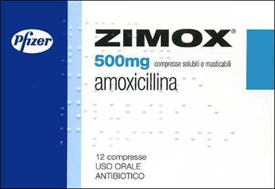 amoxicillina per infezione agli occhi