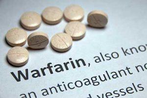 Levofloxacina warfarin