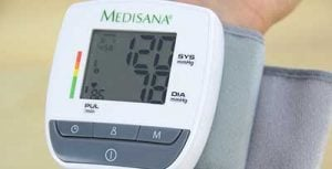 misuratore di pressione polso